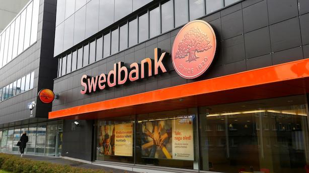Swedbank efterforskes i USA for medvirken til sanktionsbrud