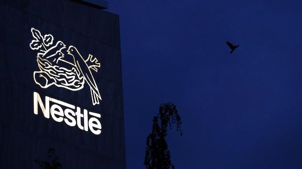 Nestlé sælger isforretning i USA: Vil skabe global leder i industrien