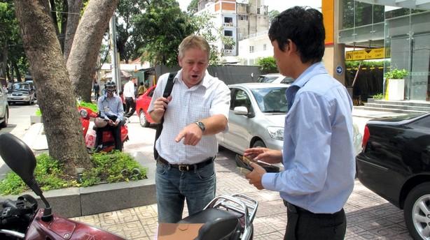 Ferien koster ansatte i Vietnam