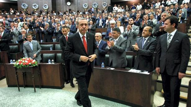 Tyrkiet vil være blandt klodens ti største økonomier