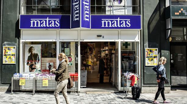 Matas sender nyt discountkoncept på gaden