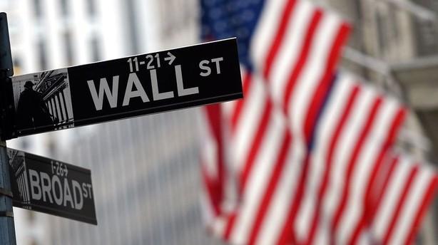 USA: Draghi-effekten slog også igennem på Wall Street