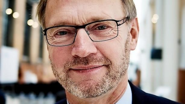 Lettede investorer sender Jyske Bank-aktien i vejret