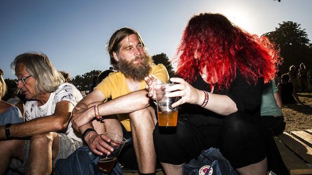 Festival sparer 200.000 kr på at undgå kolde kontanter