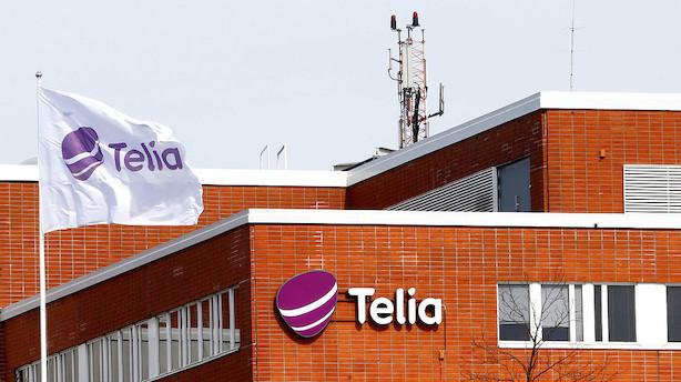 Telia køber TDC's norske forretning for 16,5 mia. kr.