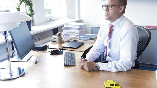 Falck-boss tilfreds i nyt regnskab: Men der er lang vej igen