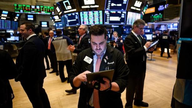 Aktier i USA: Mere fremgang inden ugens rentemøde