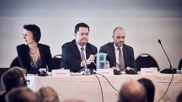 Bavarian: Fase 2-forsøg i behandling af blærekræft nåede ikke målene