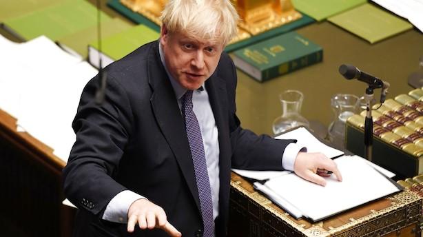 Chefanalytiker tror på udskydelse af brexit: EU risikerer at få skylden for at skubbe Storbritannien ud over kanten uden en aftale
