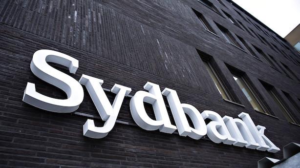 """Sydbank-aktien er banket i vejret siden bestyrelseskaos i efteråret: """"Det giver god mening, at aktien er steget, men nu er den også ved at have nået toppen"""""""