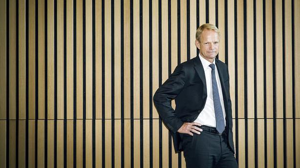 Kåre Schultz banker Lundbeck-aktien i vejret