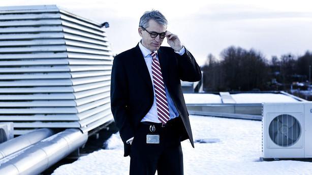GN Store Nord banker til vejrs med 9,1 pct i fredagens handel