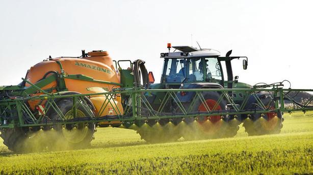 Ny landbrugspakke kan øge brugen af sprøjtemiddel