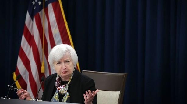 Aktier: Yellen sender S&P-indeks i 2016-rekord