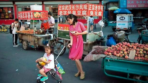 Sydbank: Knas i Kina vil gøre ondt i Danmark