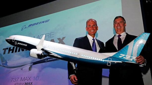 Boeings nye arbejdshest lander ordrer for 30 mia. dollar