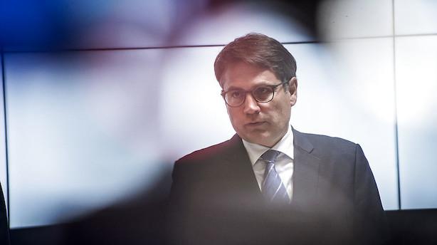 Brian Mikkelsen: En fordel for Danmark med bankunionen