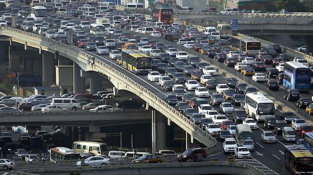 Byernes by forbyder forbrændingsmotoren - på rekordtid