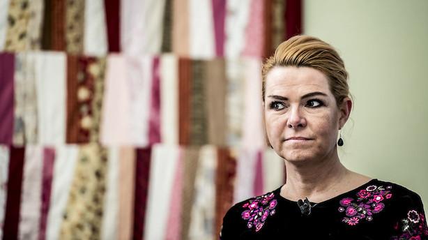 Støjbergs ministerium kendte til ulovlig regel i årevis