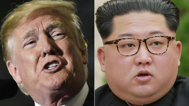 Nordkorea truer med aflysning af topmøde med Trump