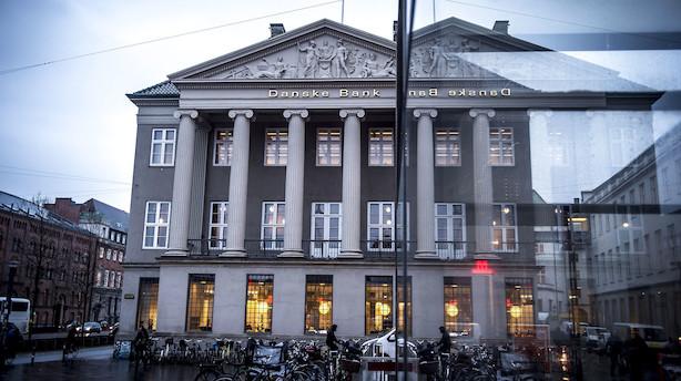 Aktier: Danske Bank pressede C25 i minus trods hop til Mærsk
