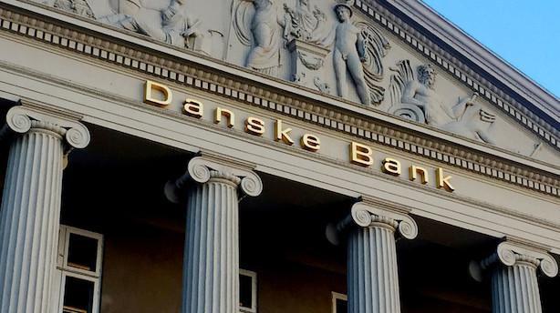 Aktiestatus: Intet handelsnyt er skidt nyt for Danske Bank
