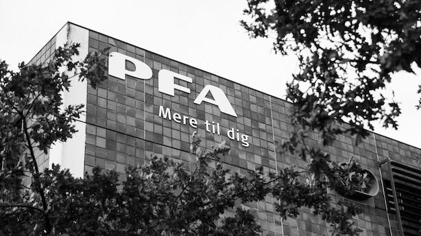 Morgenbriefing: PFA og Industriens Pension bundpropper på afkast, danske pensionskasser finansierer problemstater