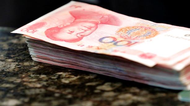 """Kinesisk bankmand er sigtet i stor bestikkelsessag: Havde gemt 200 mio kr væk i lejlighed kaldet """"Supermarkedet"""""""