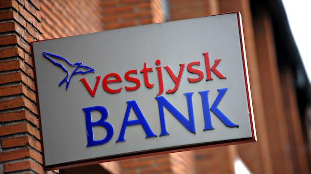 Vestjysk Bank opjusterer: Konvertering trækker op