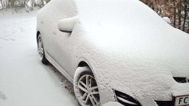 Gør bilen vinterklar - igen