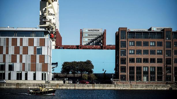 Maersk Line og Novo har kig p� Sri Lanka