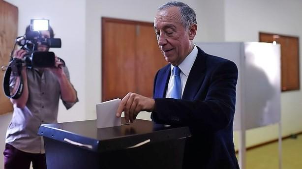 TV-kendis er favorit til at blive Portugals præsident