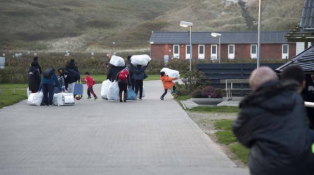 Kommunerne f�r �konomisk h�ndsr�kning til flygtninge