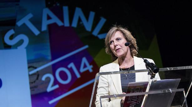 Connie Hedegaard valgt ind i Danfoss' bestyrelse