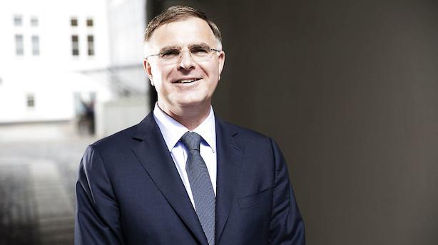 Aktier: Genmab rykker igen mod rekord i grønt marked