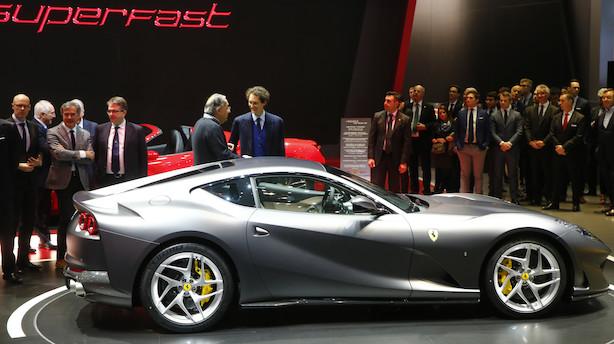 Bilbranchen racer til tops i Europa på positiv analyse