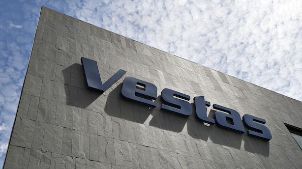 Aktier: Vestas blandt topscorerne på positiv dag for C25