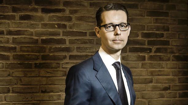 Tilsyn dumper Jacob Aarup-Andersen som ny Danske Bank-topchef
