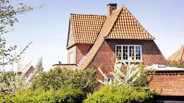 Årtiets højeste boligsalg: I 2018 har danskere købt 133 huse om dagen
