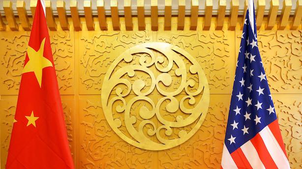 Kina trækker i land i handelsforhandlingerne med USA