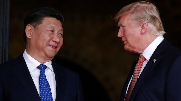 Topchef i kæmpe kapitalfond tror ikke på en aftale mellem Trump og Xi ved G20-topmøde