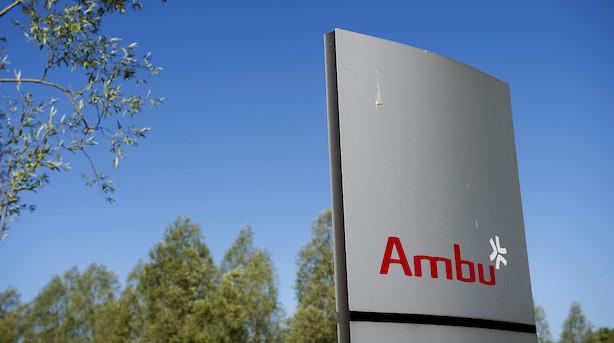 Aktieluk i Europa: Stigninger blev udvisket - Ambu var blandt dagens højdespringere