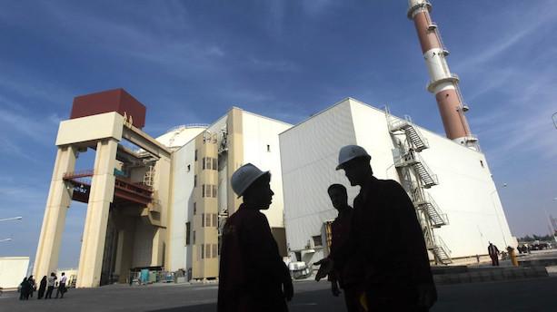 USA's Pompeo varsler flere sanktioner mod Iran