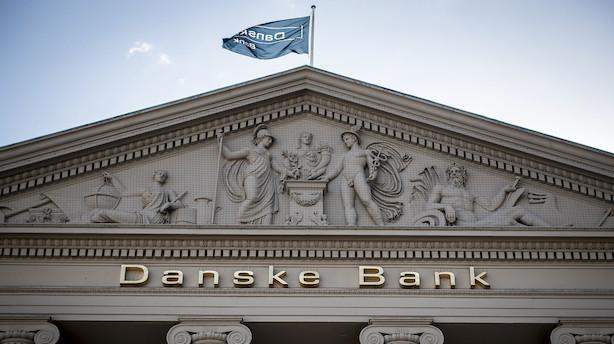 Analytikere: Det skal være Danske Bank der tager det første skridt og kræver betaling fra private for at have penge stående i banken