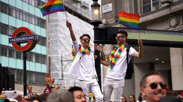 Nationalbank støtter LGBT: Hvis vi ser det samme, tænker det samme og kommer fra samme baggrund, vil vi begå de samme fejl