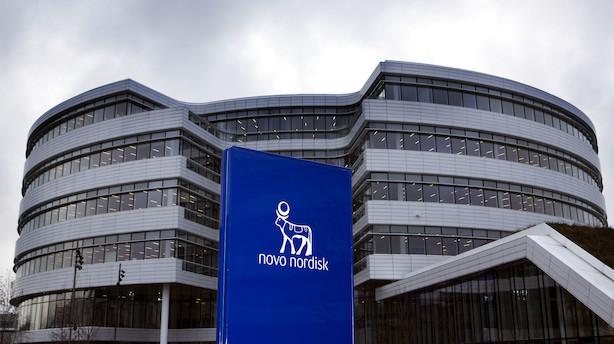 Schweizisk bank øger kursmål for Novo Nordisk og dæmper det for Lundbeck
