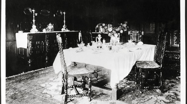 Til middag hos Karen Blixen