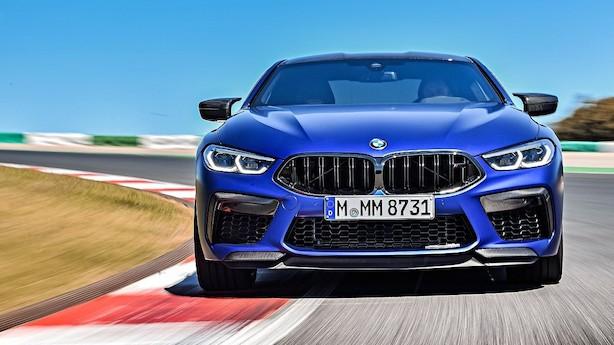 BMW M8: Når en bil næsten er for meget af det gode