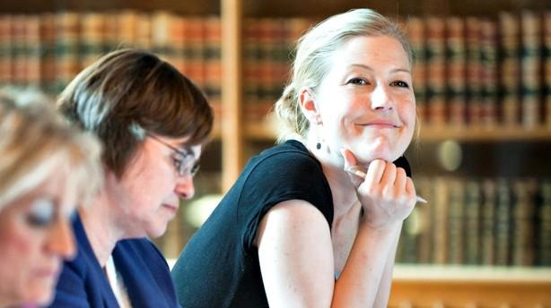 Sofie Carsten Nielsen ny gruppeformand i Radikale