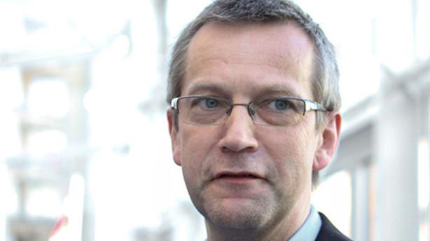 Jens Stenbæk ny formand for Pensam